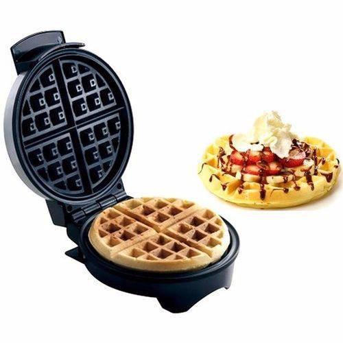 Máquina de Waffle Golden Antiaderente 920w 4 Waffles