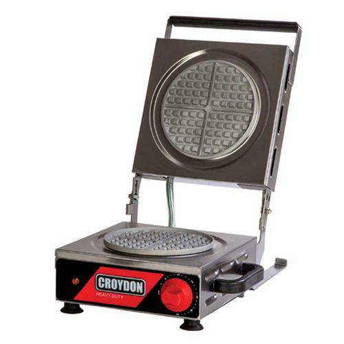 Máquina de Waffles Elétrica Simples Mwrs Croydon