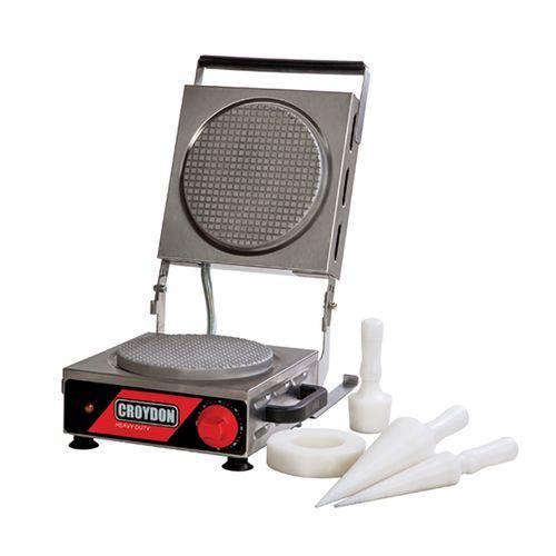 Máquina para Casquinha de Sorvete Simples 220V MCSS-2 Croydon