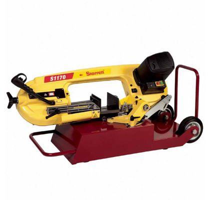 Máquina Serra Fita Portátil 1850W Starrett S1170 S1170 - 220V