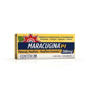 Maracugina Pi 260mg 20 Comprimidos