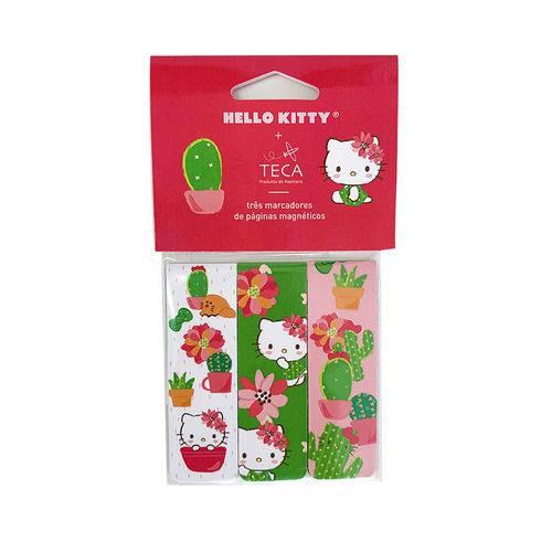 Marcador de Página - Hello Kitty - Cactus