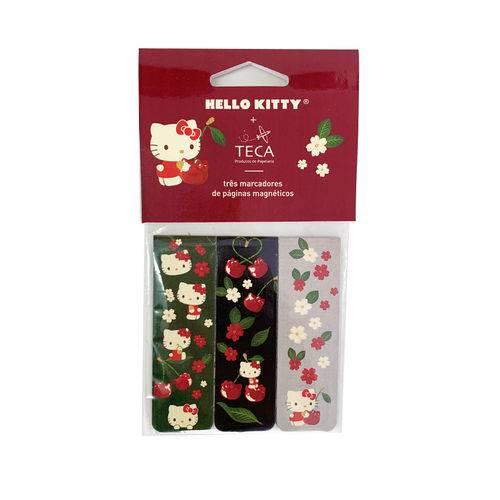 Marcador de Página - Hello Kitty - Cherry