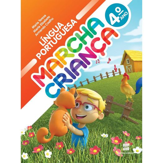 Marcha Criança Língua Portuguesa - 4 Ano