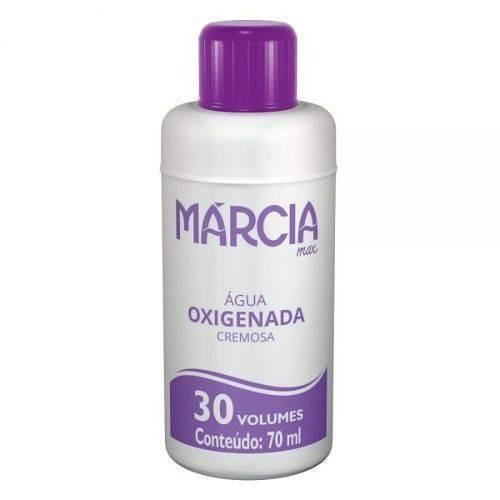 Márcia Água Oxigenada 30vol Cremosa 70ml