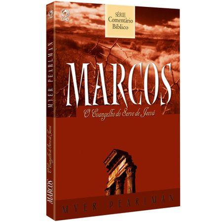 Marcos - Série Comentário Bíblico