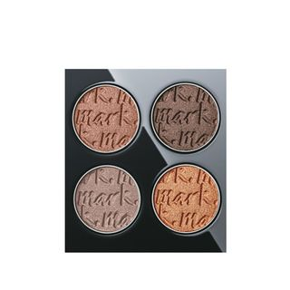 Mark. Mini Paleta de Sombras Matte Metálica 5g - Nude Glam