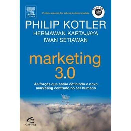 Marketing 3 0 - Campus