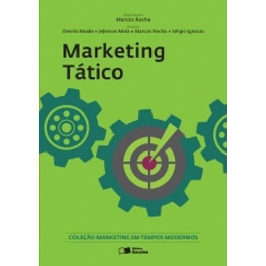 Marketing Tatico - Saraiva