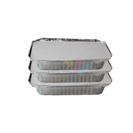 Marmita de Alumínio 750ml - 100 Unidades