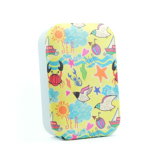 Marmita Lunchbox Bento Natu Kids Branco Bento Store