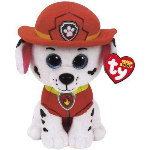 Marshall Pelúcia Patrulha Canina TY - DTC 4041