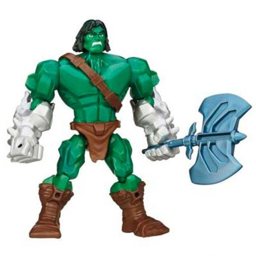 Marvel - Boneco Super Hero Mashers Skaar - Hasbro
