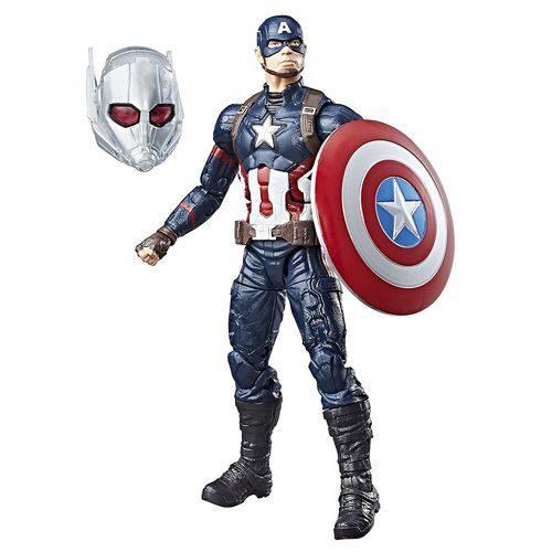 Marvel Legends 6 Guerra Civil - Hasbro - CAPITÃO AMÉRICA