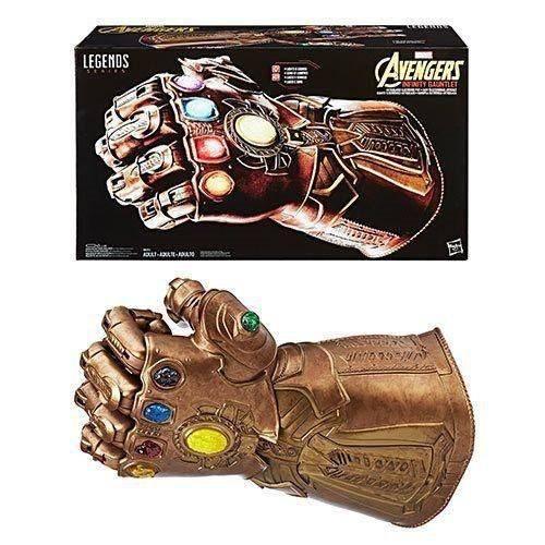 Marvel Legends Avengers Infinity War Punho Thanos Articulado