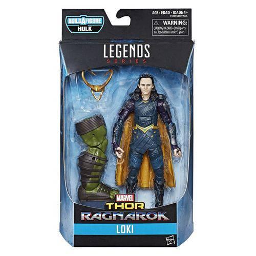 Marvel Legends - Loki Articulado - Hasbro C1801