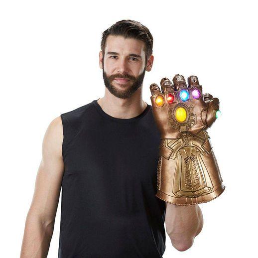 Marvel Legends Manopla Eletrônica Articulada - Hasbro