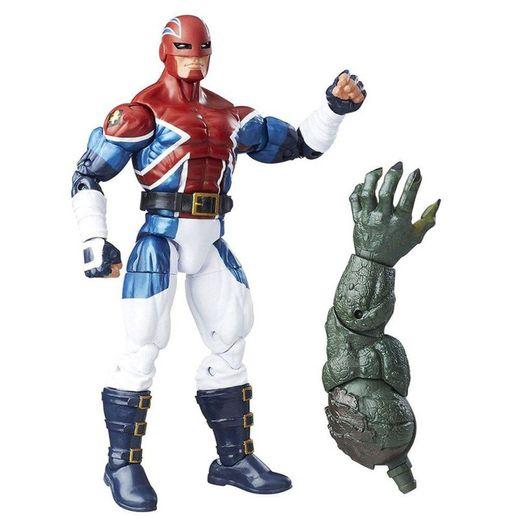 Marvel Legends Series - Captain Britain 15 Cm - Hasbro