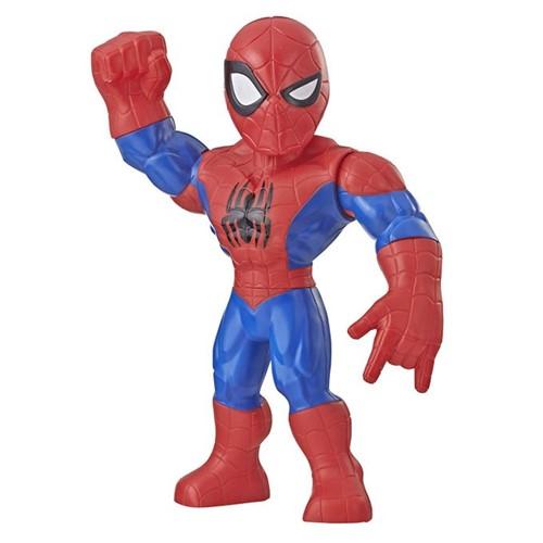 Marvel Super Hero Adventures - Boneco Homem Aranha 25cm E4147 - HASBRO