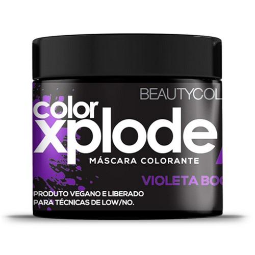 Máscara Beauty Color Xplode Violeta Boom 300g