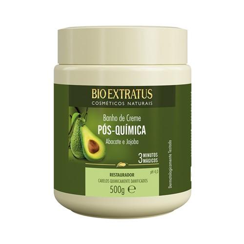 Máscara Bio Extratus Pós Química Abacate 500g