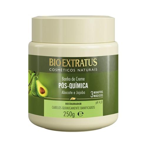 Máscara Bio Extratus Pós Química Abacate 250g