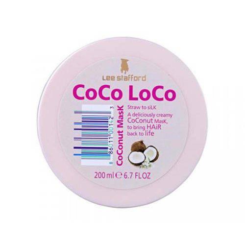 Máscara Capilar Lee Stafford Coco Loco com 250ml