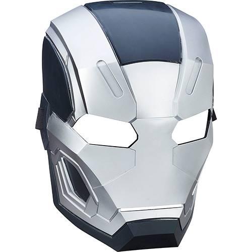 Máscara Capitão América Guerra Civil Marvel'S War Machine - Hasbro