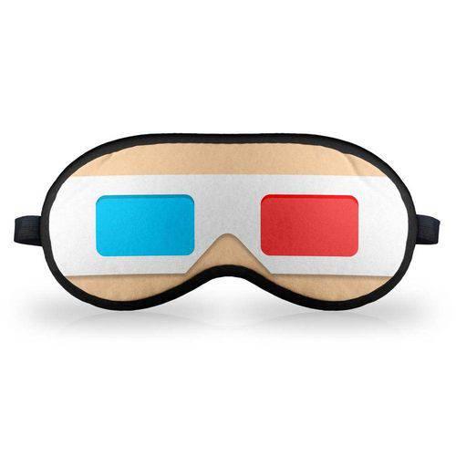 Máscara de Dormir em Neoprene - Óculos 3d