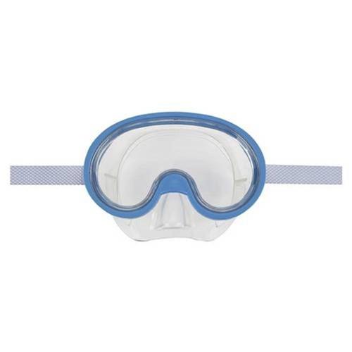 Máscara de Mergulho Infantil Azul