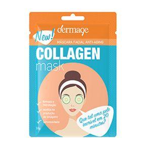 Máscara Facial Anti-idade Dermage - Collagen Mask 10g