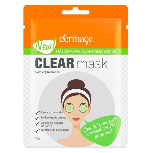 Máscara Facial Antioleosidade Dermage 10g