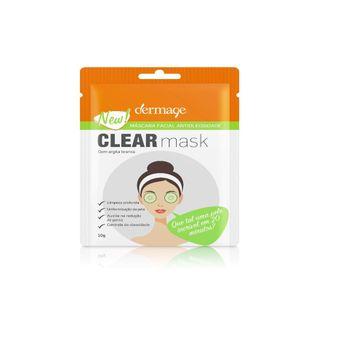 Máscara Facial Antioleosidade Dermage Clear Mask