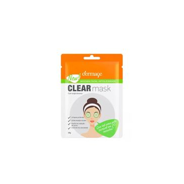 Máscara Facial Dermage Clear 10g