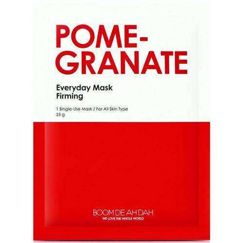 Máscara Facial Firmante Sisi - Everyday Mask Pomegranate - Boom de Ah Dah