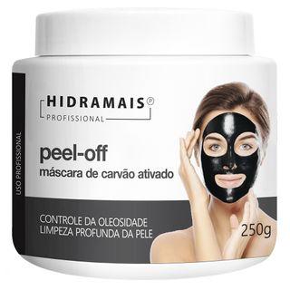 Máscara Facial Hidramais - Peel-off Carvão Ativado 250g