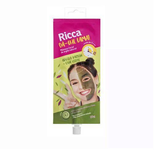 Máscara Facial Ricca Argila Natural Dá-Lhe Lama! 3750