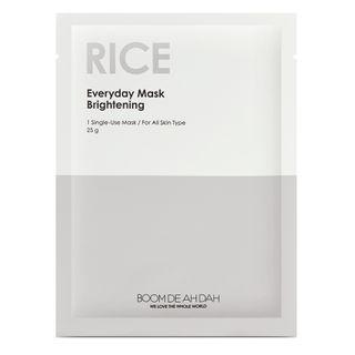 Máscara Facial Sisi Cosméticos - Every Day Rice 1 Un