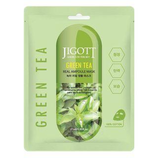 Máscara Facial Sisi Cosméticos - Green Tea Real Ampoule 1 Un