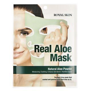 Máscara Facial Sisi Cosméticos - Real Aloe 1 Un