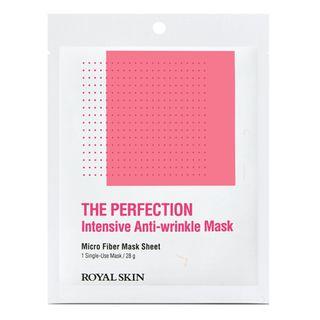 Máscara Facial Sisi Cosméticos - The Perfection Intensive Anti-Wrinkle 1 Un