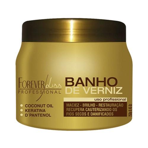 Máscara Forever Liss Professional Banho de Verniz 250g