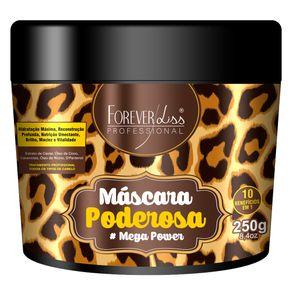 Máscara Forever Liss Professional Poderosa Mega Power 250g
