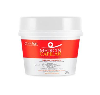 Máscara Hidratante Medicin Capilar Studio Hair 300g - Muriel