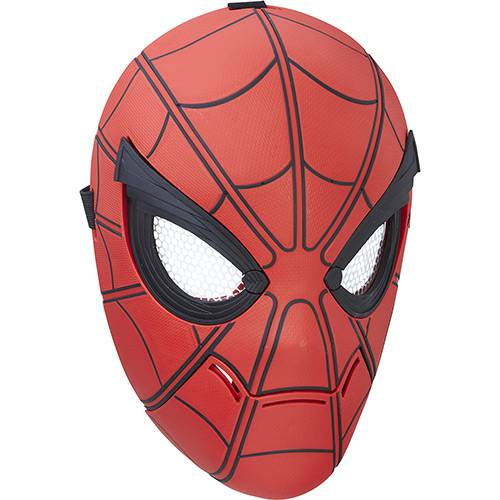 Máscara Homem-Aranha Olhos com Movimento - Hasbro