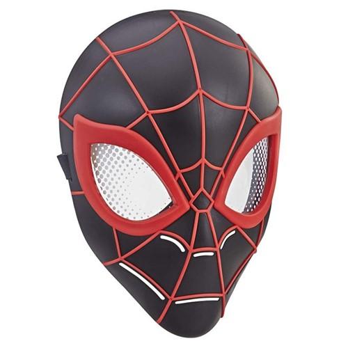 Máscara Homem Aranha - Preta (miles Morales) E3662 - Hasbro - HASBRO