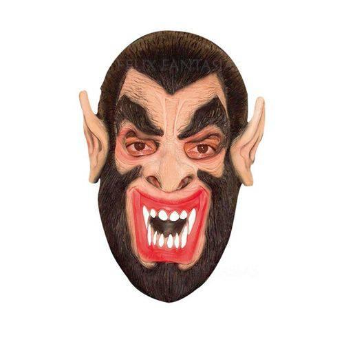 Mascara Homem Lobo com Elástico