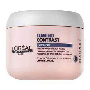 Máscara L'Oréal Professionnel Expert Lumino Contrast 200ml