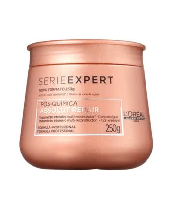 Mascara Loreal Profissional Absolut Repair Pos Quimica 250ml