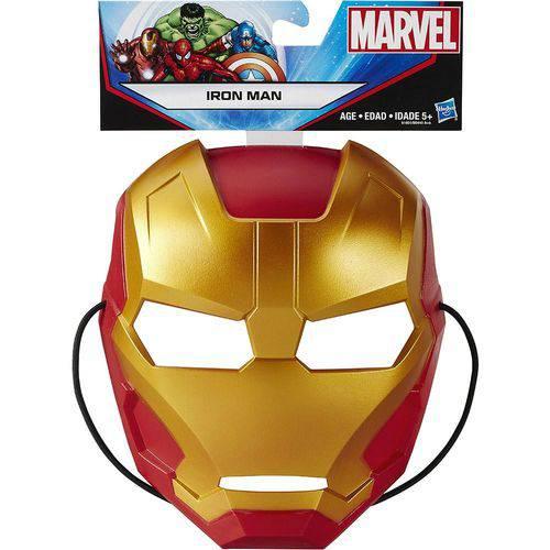 Máscara Marvel Avengers Iron Man B1801 - Hasbro